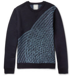 Wooyoungmi Knitted Wool Sweater