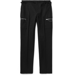Maison Margiela Skinny-Fit Cotton-Canvas Trousers