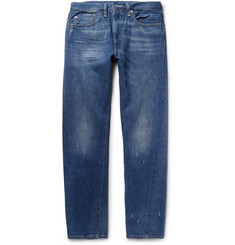 Levi's Vintage Clothing - 1954 501 Slim-Fit Selvedge Denim Jeans