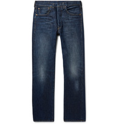 Levi's Vintage Clothing - 1947 501 Slim-Fit Selvedge Denim Jeans