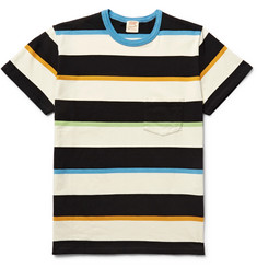 Levi's Vintage Clothing 1960's Casuals Slim-Fit Striped Cotton-Jersey T-Shirt