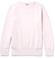 Levi's Vintage Clothing Bay Meadows Fleece-Back Cotton-Jersey Sweatshirt