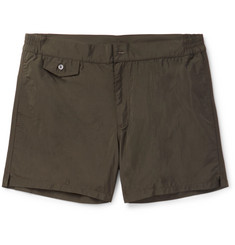 Incotex - Short-Length Swim Shorts