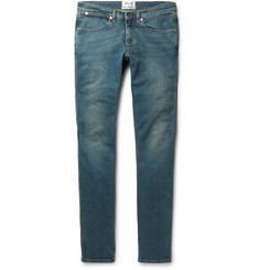 Acne Studios Max Stonewashed Denim Jeans