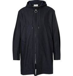 Acne Studios Melt Cotton Hooded Parka