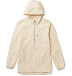 Acne Studios Motion Shell Hooded Jacket