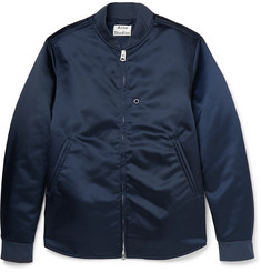 Acne Studios Mylon Shell Bomber Jacket