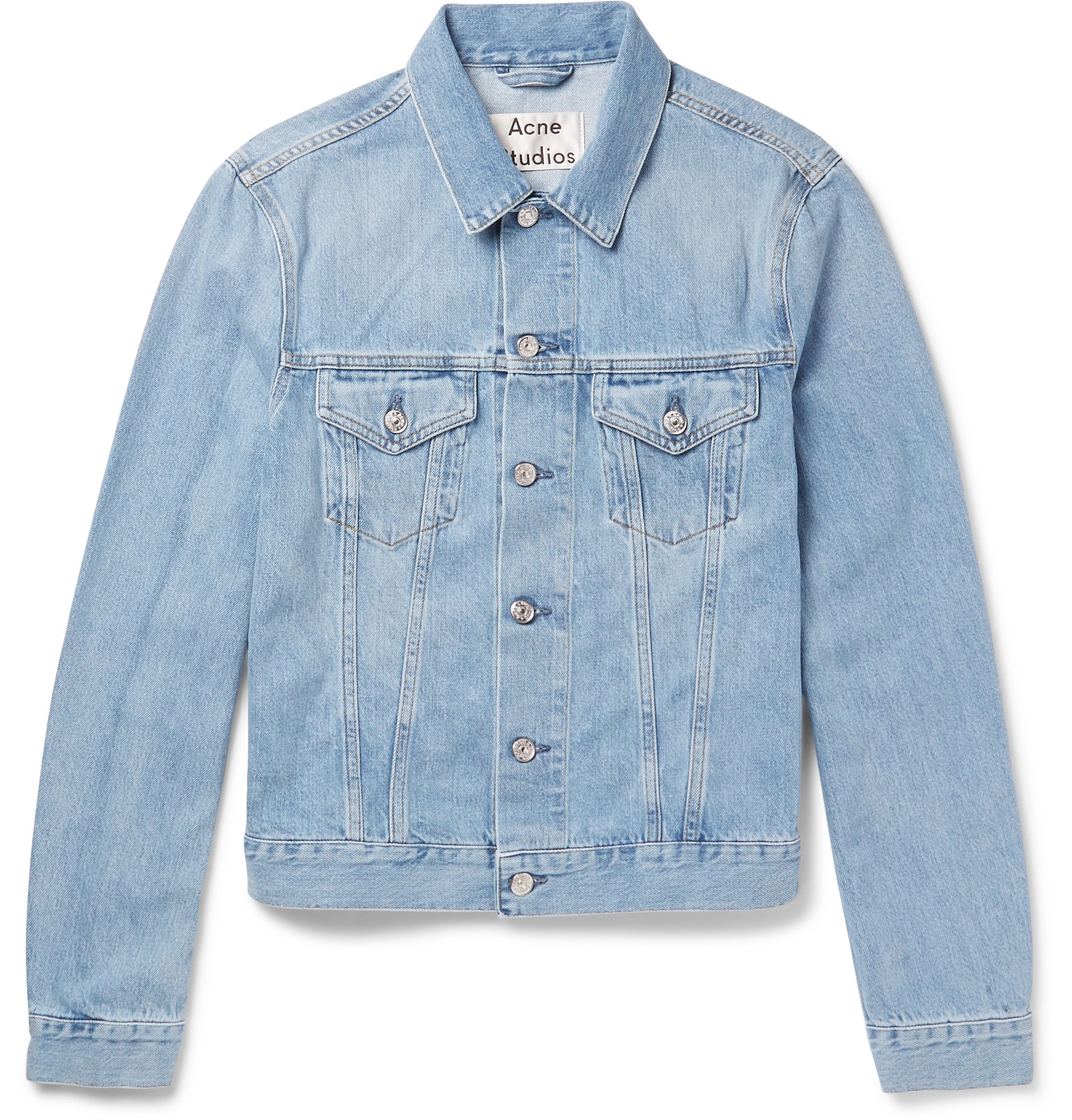 Men's Designer Denim Jackets - Shop Men's Fashion Online at MR PORTER