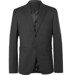 Acne Studios Grey Brobyn J Slim-Fit Wool Suit Jacket