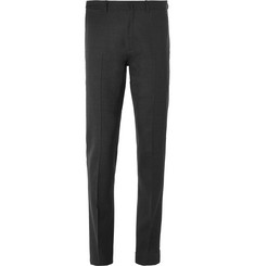 Acne Studios Grey Brobyn Slim-Fit Wool Suit Trousers