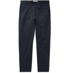 Acne Studios - Alfred Slim-Fit Cotton-Blend Twill Trousers