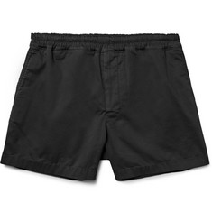 Acne Studios Andy Stretch-Cotton Shorts