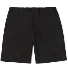 Acne Studios Ari Wool and Mohair-Blend Bermuda Shorts