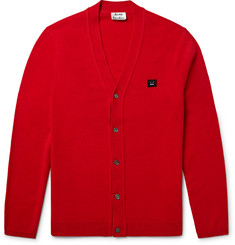 Acne Studios Dasher Wool Cardigan