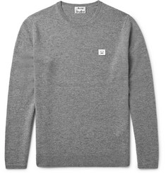 Acne Studios Dasher Mélange Wool Sweater