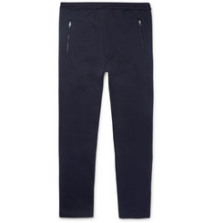Acne Studios Fritz Slim-Fit Tapered Fleece-Back Cotton-Jersey Sweatpants