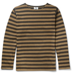 Acne Studios Nimes Striped Cotton-Jersey T-Shirt