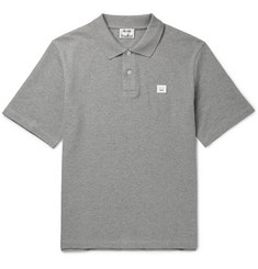 Acne Studios - Falco Cotton-Piqué Polo Shirt