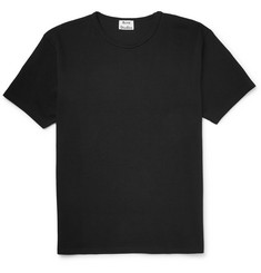 Acne Studios Niagara Cotton-Piqué T-Shirt