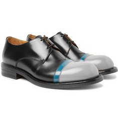 Acne Studios - Serge Cap-Toe Leather Derby Shoes