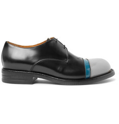 Acne Studios Serge Cap-Toe Leather Derby Shoes