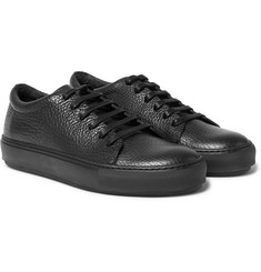 Acne Studios - Adrian Full-Grain Leather Sneakers
