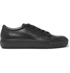 Acne Studios Adrian Full-Grain Leather Sneakers