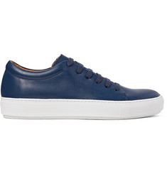 Acne Studios Adrian TurnUp Leather Sneakers