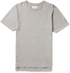 Public School Lane Mélange Cotton-Jersey T-Shirt