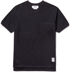 Thom Browne Embroidered Cotton-Jersey T-Shirt
