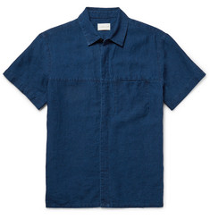 Simon Miller Slim-Fit Denim Shirt