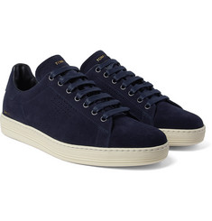 TOM FORD Warwick Suede Sneakers