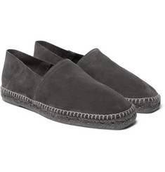 TOM FORD - Suede Espadrilles
