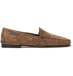 TOM FORD Howard Suede Loafers