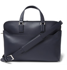 Loro Piana Leather Briefcase