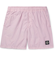 Stone Island Mid-Length Swim Shorts