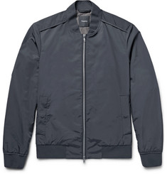 Theory Brant Shell Bomber Jacket