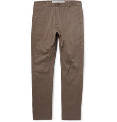 Isabel Benenato Cotton-Twill Trousers