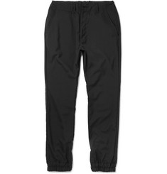 Beams - Slim-Fit Wool-Blend Trousers