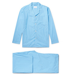 Handvaerk - Puppytooth Pima Cotton Pyjama Set
