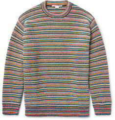 Stella McCartney Oversized Striped Knitted Sweater