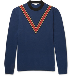Stella McCartney Oversized Cashmere and Wool-Blend Sweater