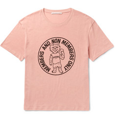 Stella McCartney - Printed Cotton-Jersey T-Shirt