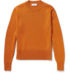 AMI Wool-Blend Sweater