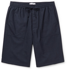 AMI Wool Bermuda Shorts