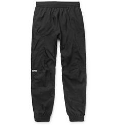 Vetements + Reebok Tapered Shell Sweatpants