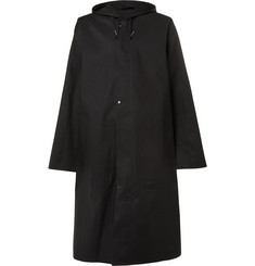 Vetements + Mackintosh Oversized Waterproof Bonded Cotton Raincoat