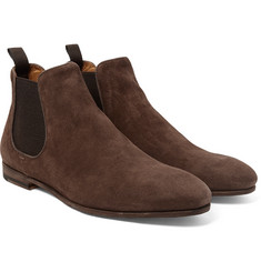 Officine Creative Revien Suede Chelsea Boots