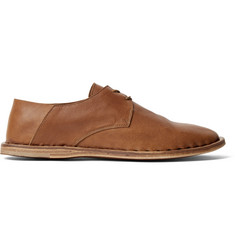 Officine Creative Felix Leather Derby Shoes