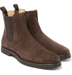Officine Creative - Harvard Suede Chelsea Boots